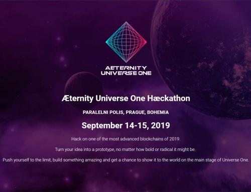 Hemos participado remotamente del Hæckathon de Æternity Universe One