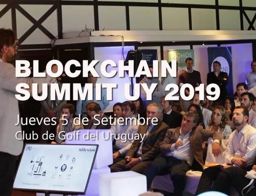 Participamos de la segunda edición del Blockchain Summit UY