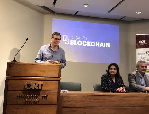 Participamos del Desafío Blockchain